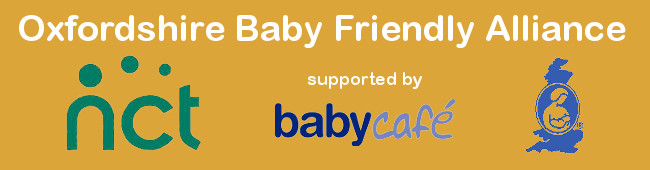 Oxfordshire Baby Friendly Alliance logo